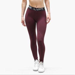 Live fit apparel retro boom leggings